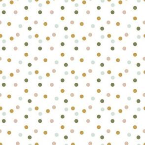 Daisy Confetti 2x2