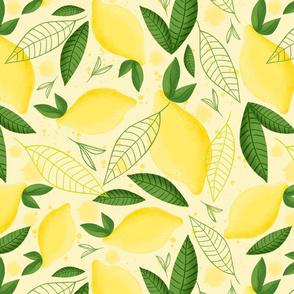 Lemony Zest