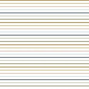 Daisy Dreams stripe 2x2