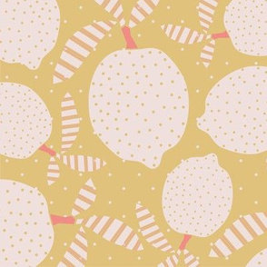 Spotted Lemon - Simplified