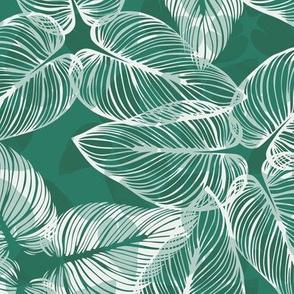 Fancy Leaf - Simplified