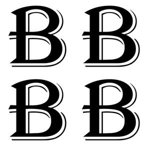 Black B 9x9