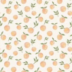 Little peaches textured
