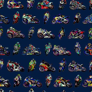 Moto GP Motorbikes Revamped 2
