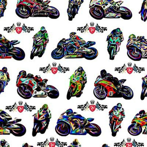 Moto GP Motorbikes Revamped 1