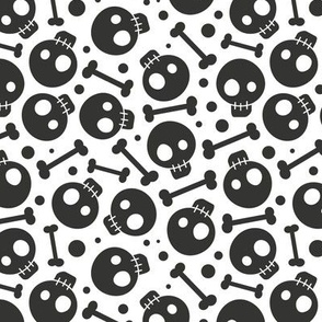 Graveyard - Black & White