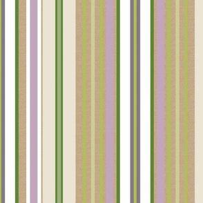 Gardenia Stripe
