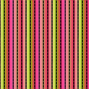 #SAGE Tea Party - festive stripe