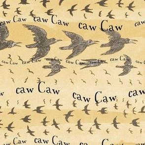 caw caw gold