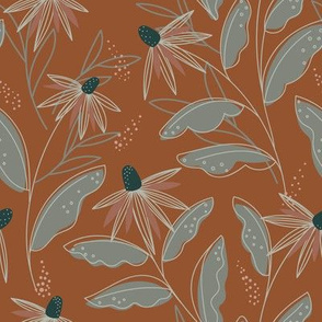 Wildflower - Fall Ochre