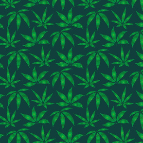 Hemp Jungle Foliage