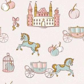Fairy tale Castle - Cinderella