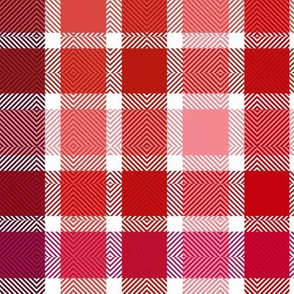 Plaid - Red Berry