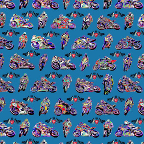 Moto GP Motorbikes Revamped 4