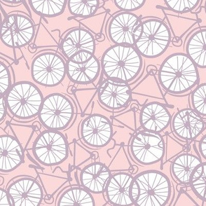 Baby Bicycle Rosepink