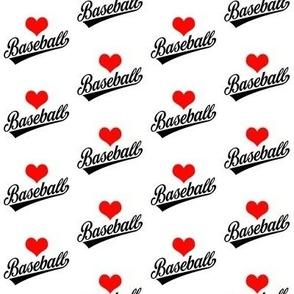 heart baseball