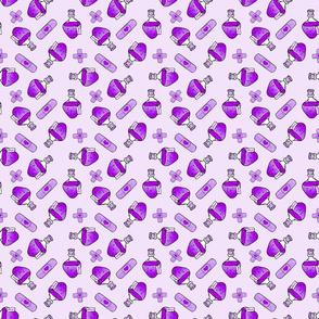 Love Heals All - Purple