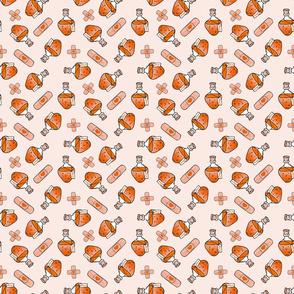 Love Heals All - Orange