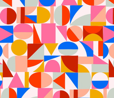 Bold Blocks Bright by Pippa Shaw